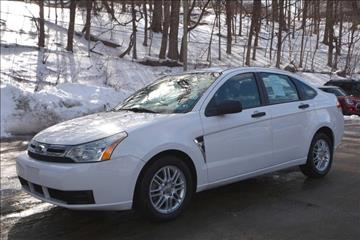2008 Ford Focus for sale in Naugatuck, CT