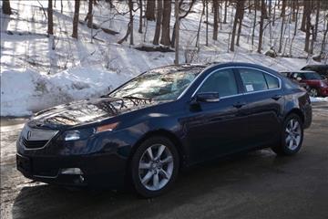 2013 Acura TL for sale in Naugatuck, CT
