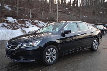 2014 Honda Accord for sale in Naugatuck, CT
