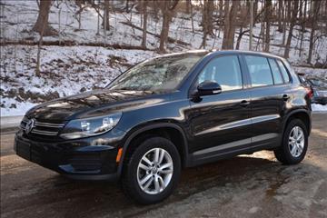 2013 Volkswagen Tiguan for sale in Naugatuck, CT