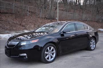2013 Acura TL for sale in Naugatuck, CT