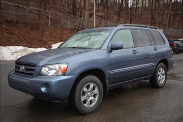 2007 Toyota Highlander for sale in Naugatuck, CT