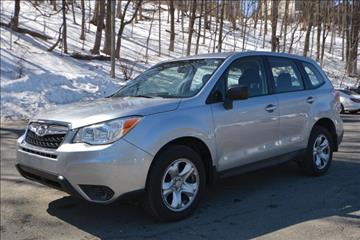2014 Subaru Forester for sale in Naugatuck, CT
