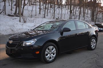2014 Chevrolet Cruze for sale in Naugatuck, CT