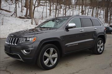 2014 Jeep Grand Cherokee for sale in Naugatuck, CT