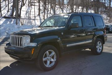 2008 Jeep Liberty for sale in Naugatuck, CT