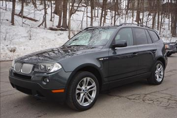 2007 BMW X3 for sale in Naugatuck, CT