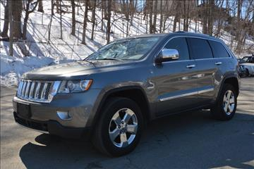 2012 Jeep Grand Cherokee for sale in Naugatuck, CT