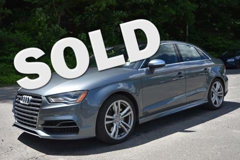 2015 Audi S3 for sale in Naugatuck, CT