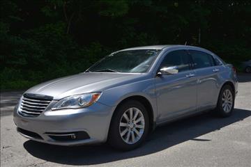 2013 Chrysler 200 for sale in Naugatuck, CT