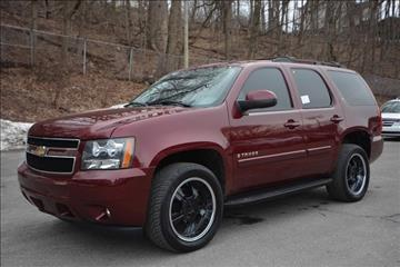 2008 Chevrolet Tahoe for sale in Naugatuck, CT