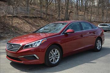 2016 Hyundai Sonata for sale in Naugatuck, CT