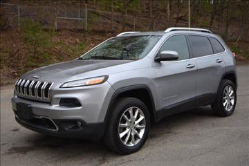 2014 Jeep Cherokee for sale in Naugatuck, CT