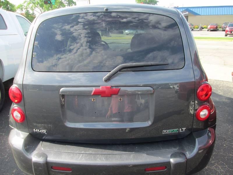 2011 Chevrolet HHR LT 4dr Wagon w/1LT - Clintonville WI
