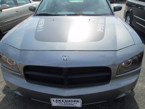 2006 Dodge Charger for sale in Clintonville, WI