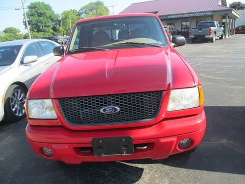 2002 Ford Ranger for sale in Clintonville, WI