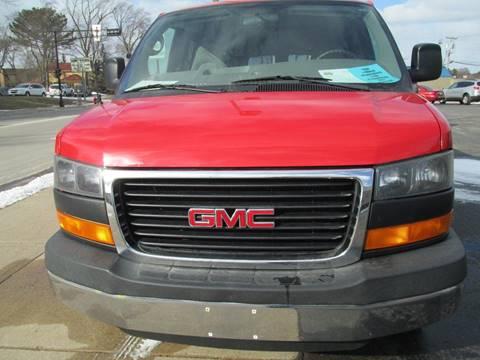 2008 GMC Savana Passenger for sale in Clintonville, WI