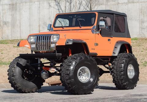 Jeeps For Sale In Tn >> Used 1995 Jeep Wrangler For Sale In Tennessee Carsforsale Com
