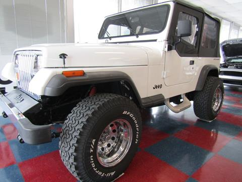 1992 Jeep Wrangler for sale in Old Hickory, TN