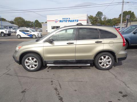 2008 Honda CR-V for sale at Cars Unlimited Inc in Lebanon TN