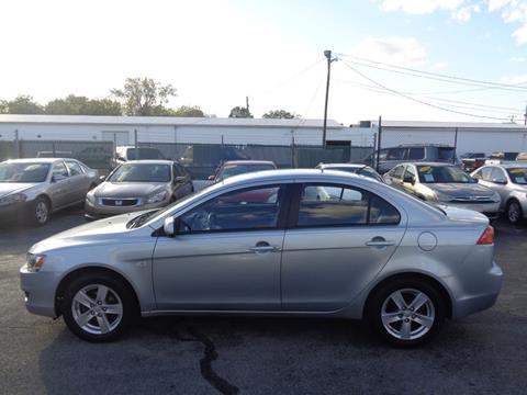2009 Mitsubishi Lancer for sale at Cars Unlimited Inc in Lebanon TN
