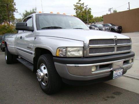 2002 Dodge Ram Pickup 3500 for sale in Roseville, CA
