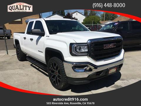 2016 GMC Sierra 1500 for sale in Roseville, CA