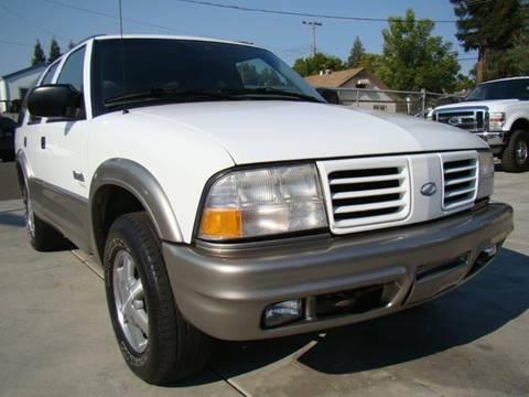 2000 Oldsmobile Bravada for sale in Roseville, CA