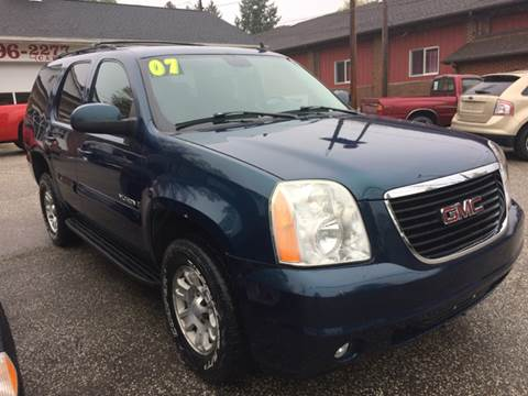 2007 GMC Yukon for sale at LEGACY AUTO SALES in Waterford PA