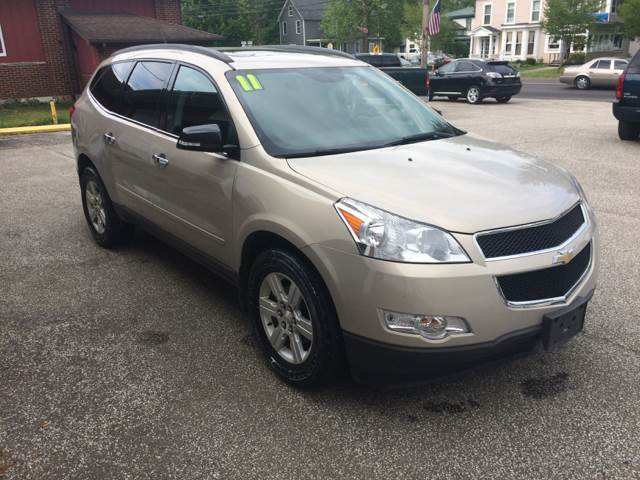 2011 Chevrolet Traverse for sale at LEGACY AUTO SALES in Waterford PA