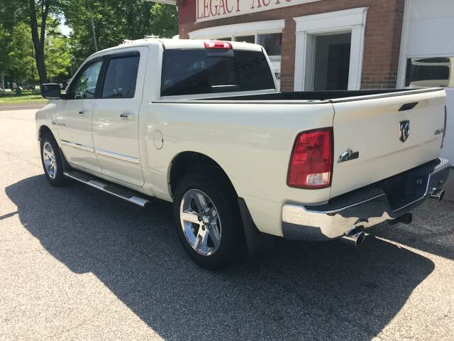 2010 Dodge Ram Pickup 1500 for sale at LEGACY AUTO SALES in Waterford PA