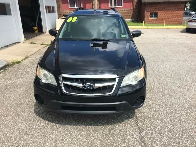 2008 Subaru Outback for sale at LEGACY AUTO SALES in Waterford PA