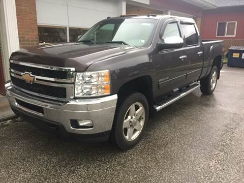 2011 Chevrolet Silverado 2500HD for sale at LEGACY AUTO SALES in Waterford PA