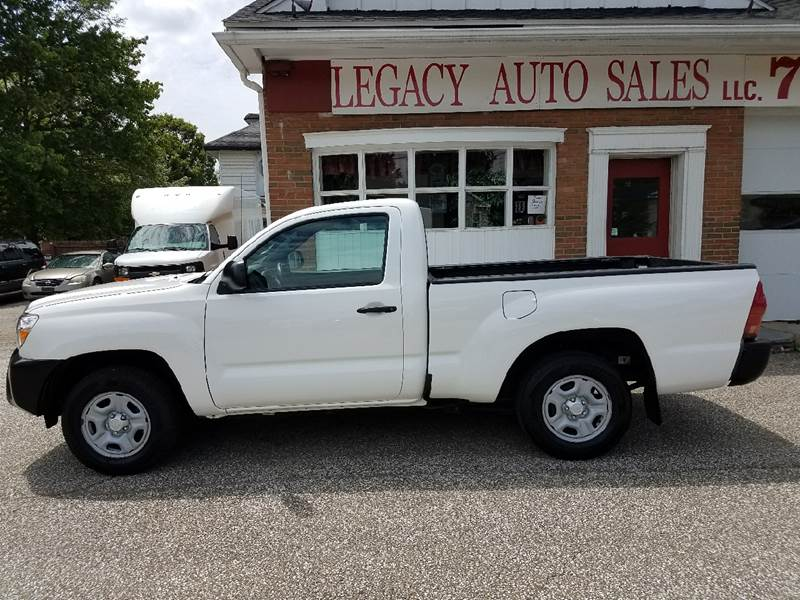 2013 Toyota Tacoma for sale at LEGACY AUTO SALES in Waterford PA