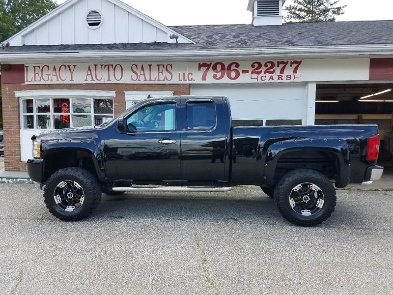 2012 Chevrolet Silverado 1500 for sale at LEGACY AUTO SALES in Waterford PA