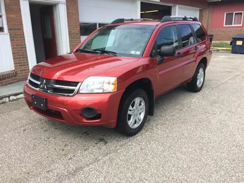 2008 Mitsubishi Endeavor for sale in Waterford, PA