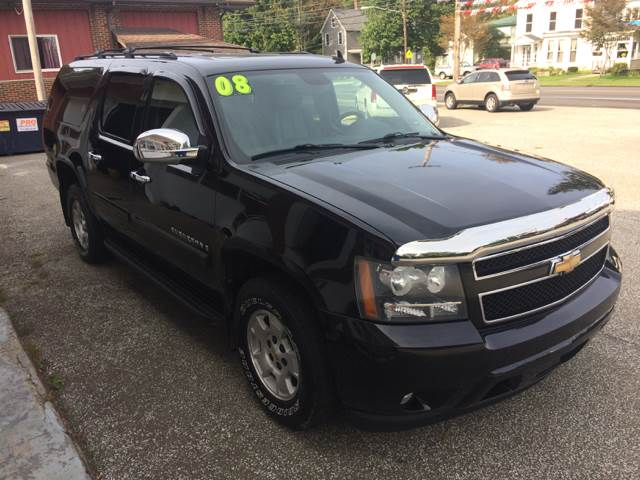 2008 Chevrolet Suburban for sale at LEGACY AUTO SALES in Waterford PA