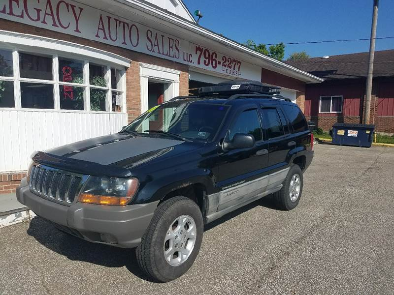 2000 Jeep Grand Cherokee For Sale At LEGACY AUTO SALES In Waterford PA