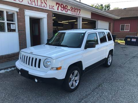 2016 Jeep Patriot for sale in Waterford, PA