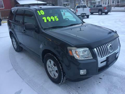 2010 Mercury Mariner for sale at LEGACY AUTO SALES in Waterford PA