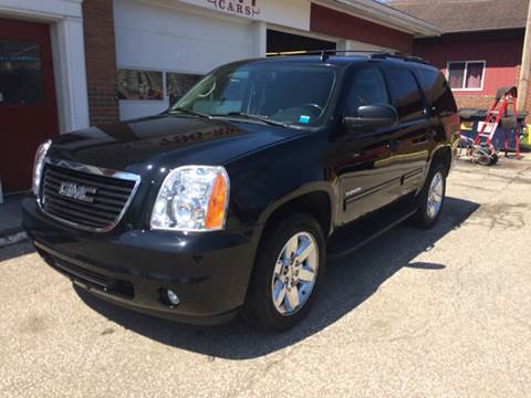 2011 GMC Yukon for sale at LEGACY AUTO SALES in Waterford PA