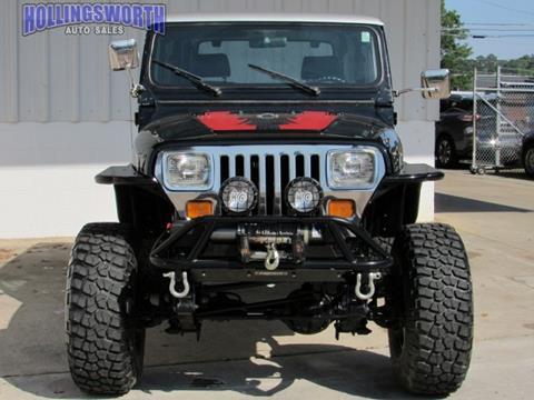 1992 Jeep Wrangler