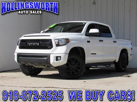 2016 Toyota Tundra For Sale >> 2016 Toyota Tundra For Sale In Raleigh Nc