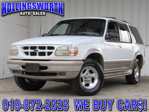 1998 Ford Explorer for sale in Raleigh, NC