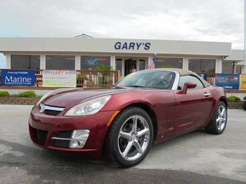 2009 Saturn SKY for sale in Jacksonville, NC