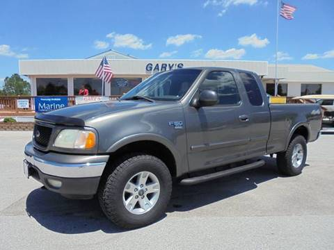 2002 Ford F-150 for sale in Jacksonville, NC