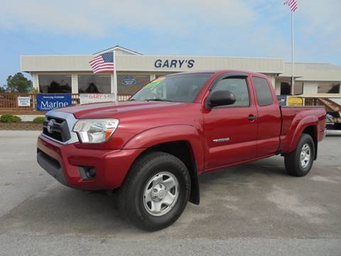 2012 Toyota Tacoma for sale in Jacksonville, NC