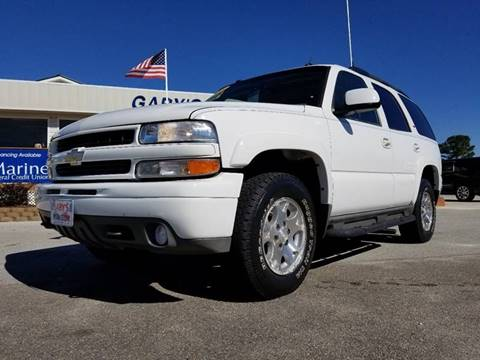 2005 Chevrolet Tahoe for sale at Gary's Auto Sales in Sneads NC