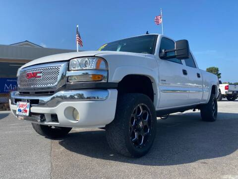 2006 GMC Sierra 2500HD for sale at Gary's Auto Sales in Sneads NC