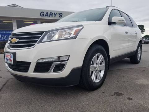 2014 Chevrolet Traverse For Sale In Jacksonville Nc